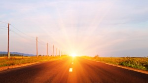 Morning, sunrise